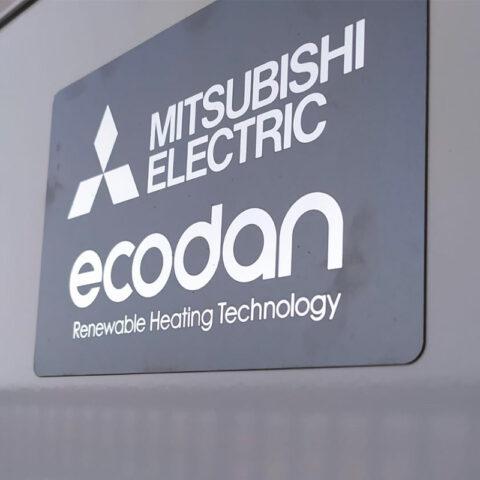 Ecodan – Pompa di Calore casa privata Scicli